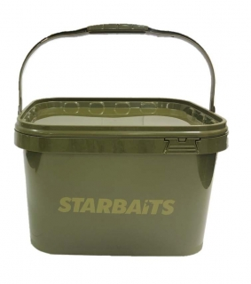 STARBAITS kbelík Square 8l